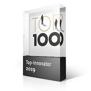 Stele TOP100-Innovator