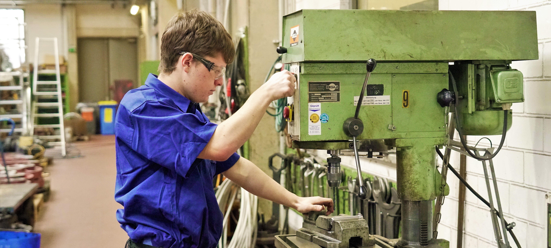 Ausbildung Industriemechaniker_Bild: ERZlive