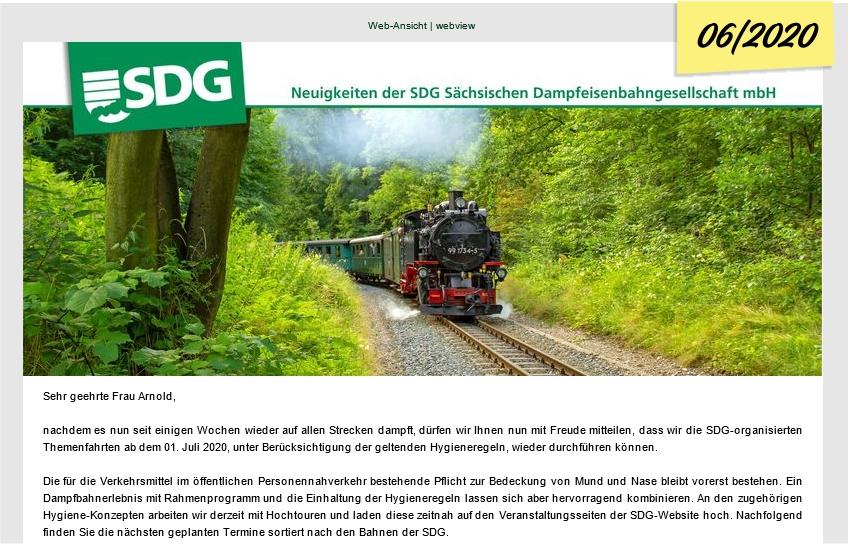 SDG-Newsletter 06|2020