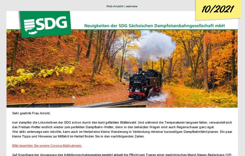 Newsletter 10 2021