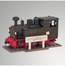 """Räucherlok """"Bimmelbahn"""""""