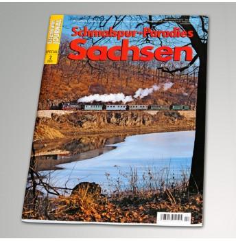 Eisenbahn Journal Schmalspur-Paradies Sachsen