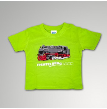 T-Shirt BABY grün