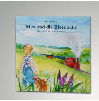 Buch Max und die Eisenbahn