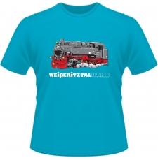 T-Shirt Kinder Weißeritztalbahn