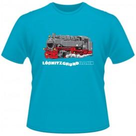 T-Shirt Kinder Lößnitzgrundbahn