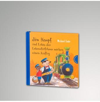 Buch Jim Knopf Mini