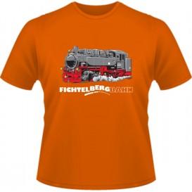 T-Shirt Kinder Fichtelbergbahn