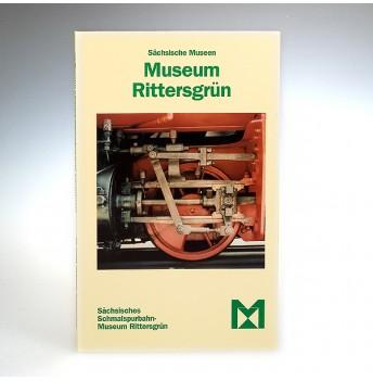 Broschüre Museumsführer