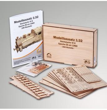 Modellbausatz 1:32 Holz