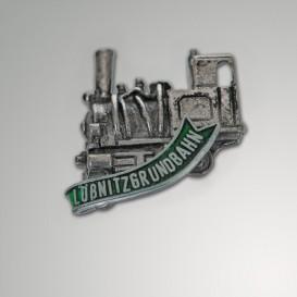 Ansteckpin Lokomotive