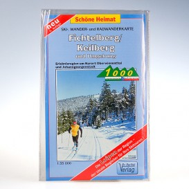 "Wanderkarte ""Fichtelberg"""