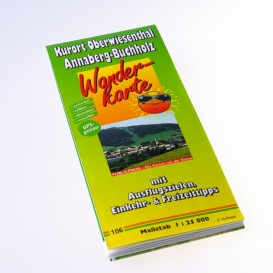 Wanderkarte Oberwiesenthal