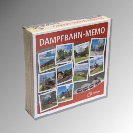 Memo Deutsche Schmalspurbahnen