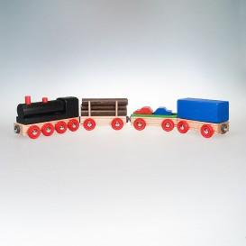 Eisenbahn Buchholz farbig