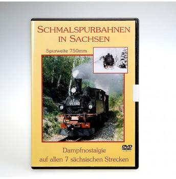 """DVD """"Schmalspurbahnen in Sachsen"""""""
