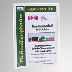 Bastelbogen Unterneudorf